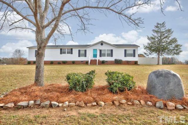 2161 Vanderbilt Drive, Spring Hope, NC 27882 (#2163660) :: Rachel Kendall Team, LLC