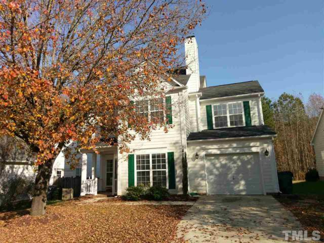 221 Stone Hedge Court, Holly Springs, NC 27540 (#2163676) :: The Jim Allen Group