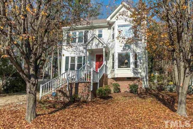 4909 Lake Nona Court, Raleigh, NC 27604 (#2163704) :: Triangle Midtown Realty