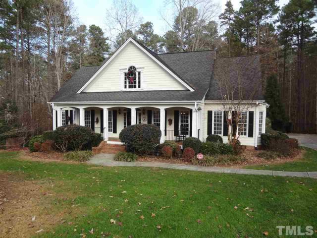7521 Tynewind Drive, Wake Forest, NC 27587 (#2163714) :: The Jim Allen Group