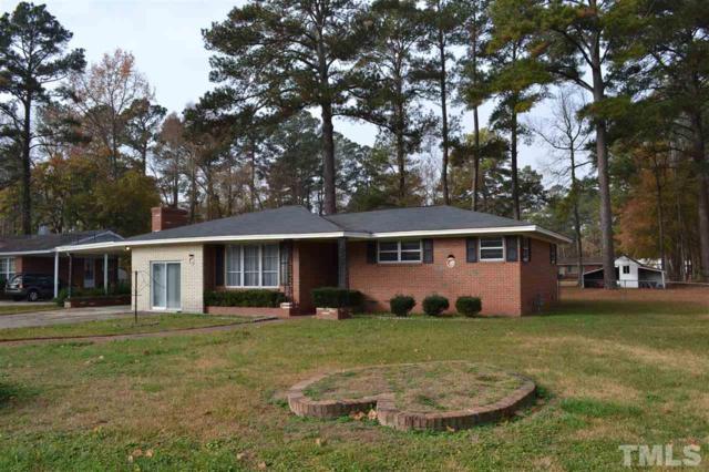 407 Oak Street, Smithfield, NC 27577 (#2163767) :: The Abshure Realty Group