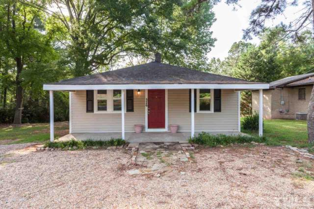 526 N Allen Road, Wake Forest, NC 27587 (#2163784) :: The Jim Allen Group