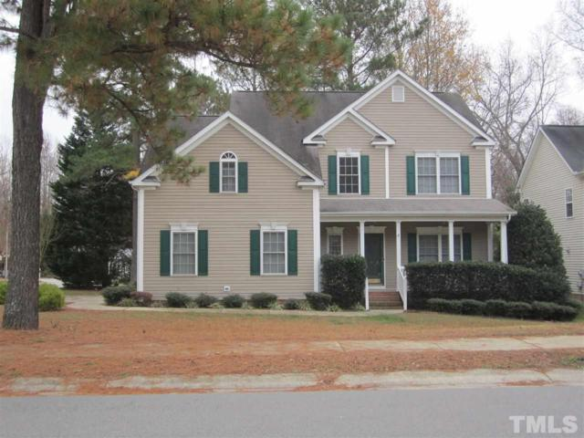 812 E Ivy Valley Drive, Fuquay Varina, NC 27526 (#2163787) :: Raleigh Cary Realty