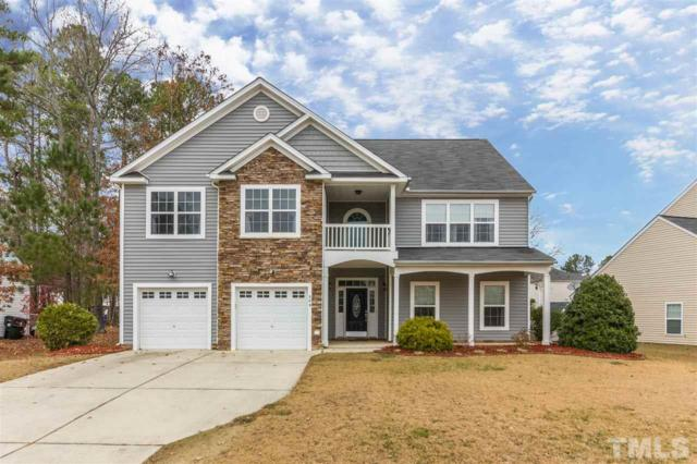 509 Arbor Crest Road, Holly Springs, NC 27540 (#2163806) :: The Jim Allen Group