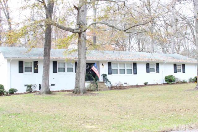 105 Tucker Drive, Louisburg, NC 27549 (#2163810) :: The Jim Allen Group