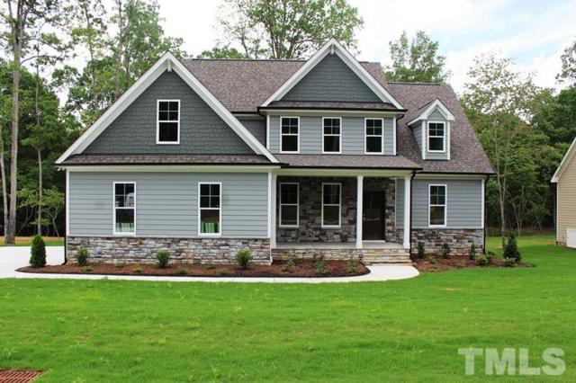 40 Carlson Ridge Drive, Youngsville, NC 27596 (#2163835) :: The Abshure Realty Group