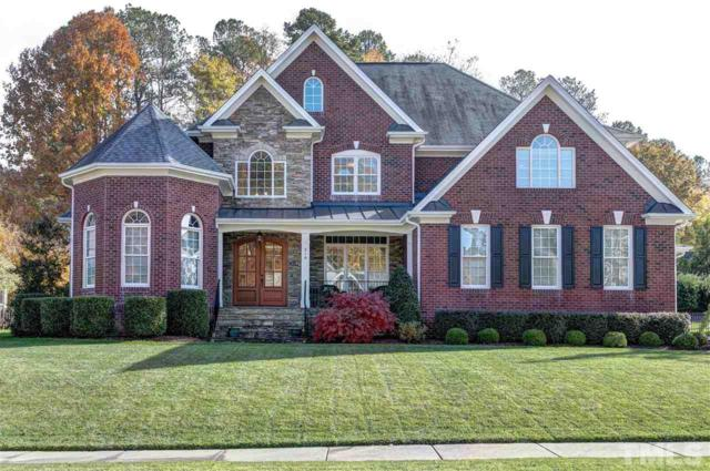 210 Franconia Way, Apex, NC 27502 (#2163935) :: Saye Triangle Realty
