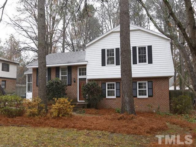 1707 Spring Drive, Garner, NC 27529 (#2163944) :: The Jim Allen Group