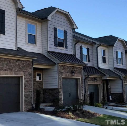 314 Rubrum Drive #51, Hillsborough, NC 27278 (#2163963) :: Triangle Midtown Realty