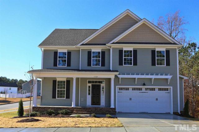 1102 Caspian Drive, Knightdale, NC 27545 (#2163964) :: The Jim Allen Group