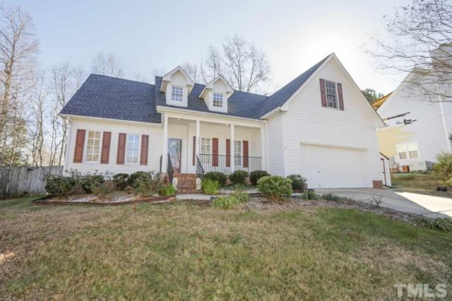 206 Glenmore Road, Cary, NC 27519 (#2163989) :: Spotlight Realty