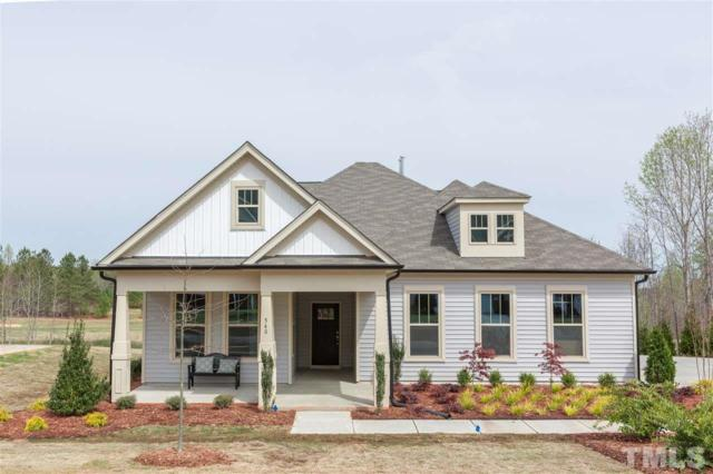 450 Long View Drive, Franklinton, NC 27596 (#2163993) :: Saye Triangle Realty