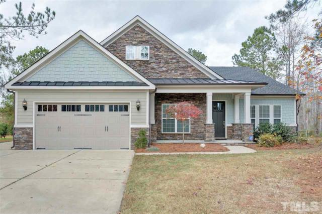 46 Sherman Pines Drive, Fuquay Varina, NC 27526 (#2164010) :: Triangle Midtown Realty