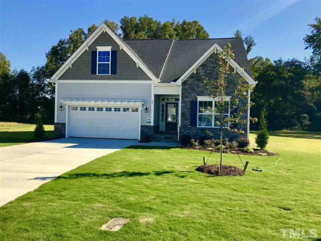 62 Southern Acres Drive, Fuquay Varina, NC 27526 (#2164019) :: Triangle Midtown Realty