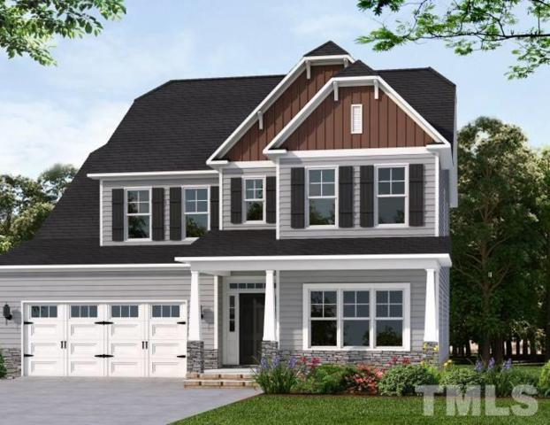 303 Porter Hill Drive, Youngsville, NC 27596 (#2164024) :: The Jim Allen Group