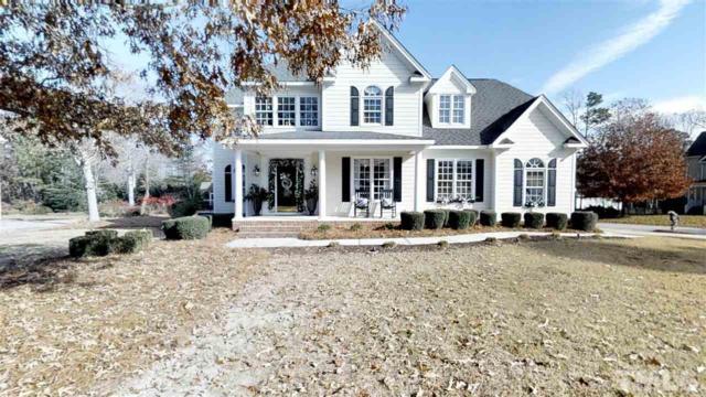 1012 Neuse Ridge Drive, Clayton, NC 27527 (#2164037) :: Saye Triangle Realty