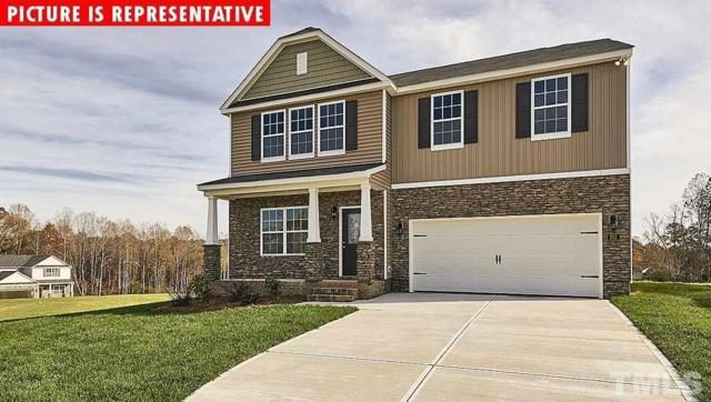 106 Omaha Falls Court, Garner, NC 27529 (#2164049) :: The Abshure Realty Group