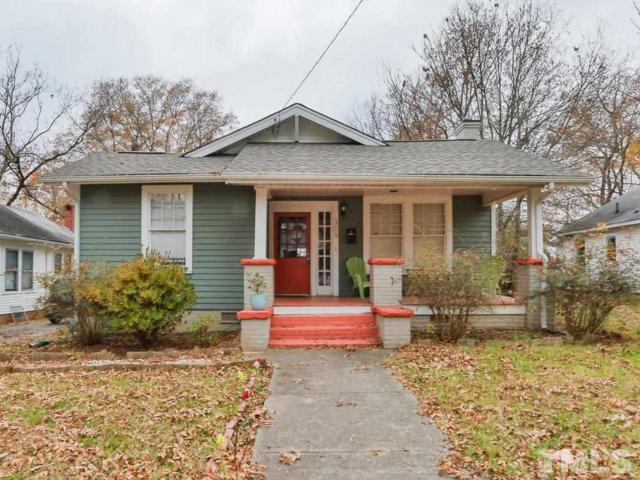 309 N Hyde Park Avenue, Durham, NC 27703 (#2164054) :: Triangle Midtown Realty