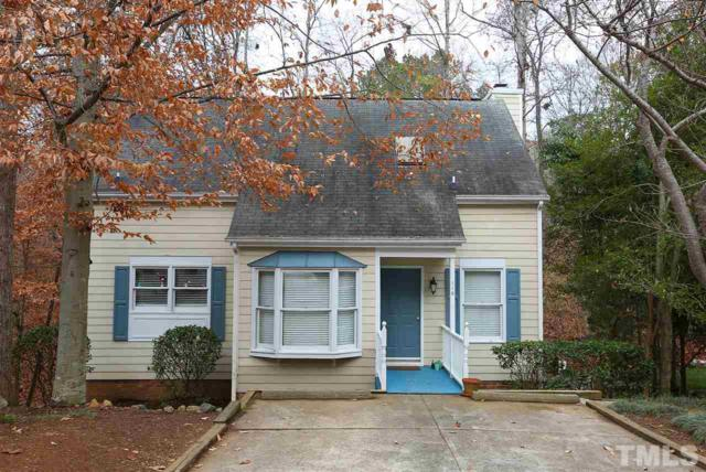110 Lorilane Drive, Carrboro, NC 27510 (#2164082) :: Triangle Midtown Realty