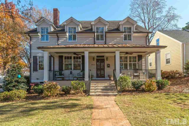 2022 Reaves Drive, Raleigh, NC 27608 (#2164094) :: Triangle Midtown Realty