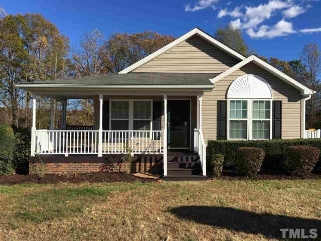 291 Hawthorne Drive, Roxboro, NC 27574 (#2164106) :: The Perry Group