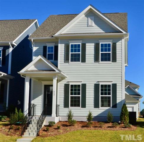 513 Old Dairy Drive, Wake Forest, NC 27587 (#2164121) :: Triangle Midtown Realty
