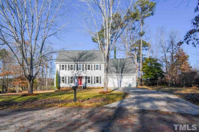 4100 Sancroft Drive, Apex, NC 27539 (#2164158) :: Triangle Midtown Realty