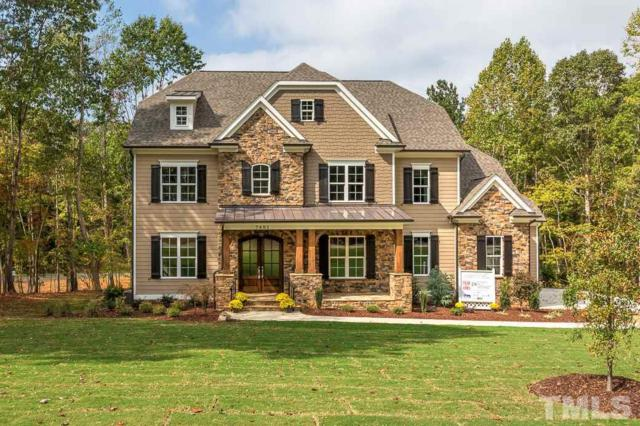 7401 Cairnesford Way, Wake Forest, NC 27587 (#2164177) :: Triangle Midtown Realty