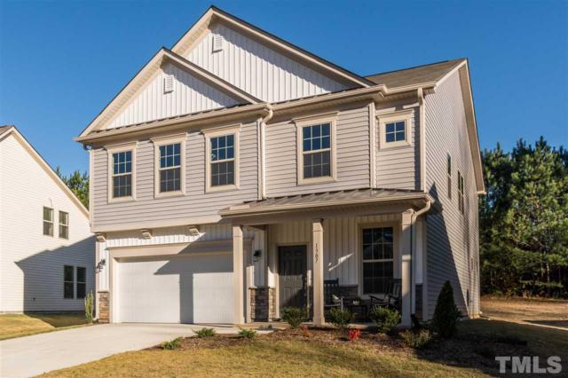 172 Lynn Drive, Clayton, NC 27302 (#2164191) :: Triangle Midtown Realty