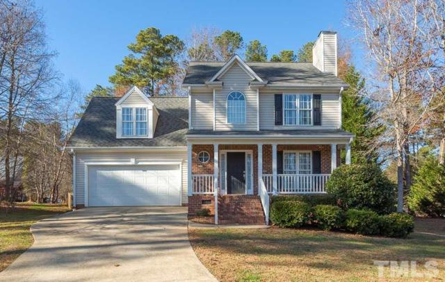 304 Cardinal Crest Lane, Wake Forest, NC 27587 (#2164204) :: Triangle Midtown Realty
