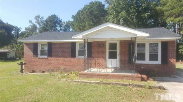 4819 Overcreek Lane, Dunn, NC 28334 (#2164207) :: Triangle Midtown Realty