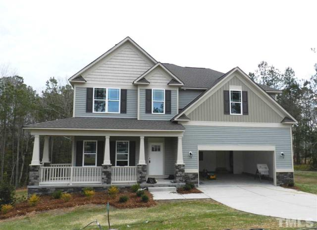 64 Abilene Court, Angier, NC 27501 (#2164222) :: Triangle Midtown Realty