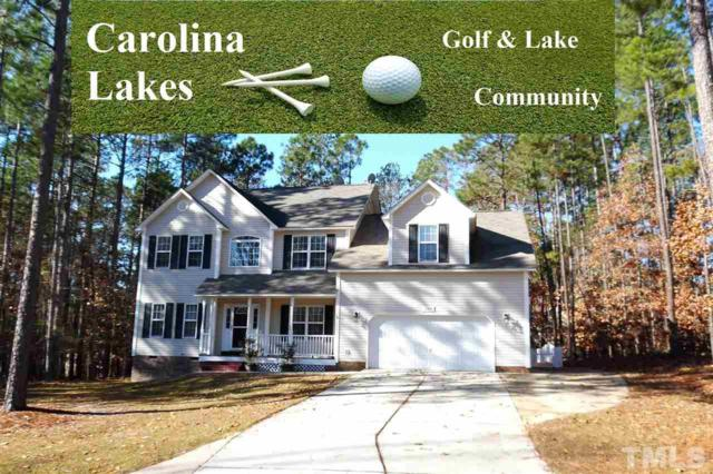 152 Lakeforest Trail, Sanford, NC 27332 (#2164238) :: Raleigh Cary Realty