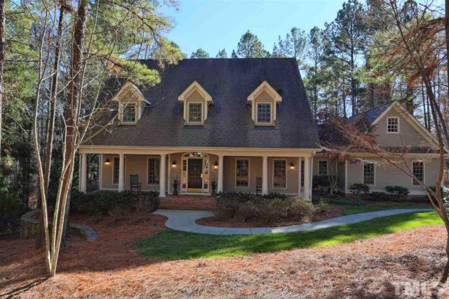 25309 Ludwell, Chapel Hill, NC 27517 (#2164360) :: Spotlight Realty
