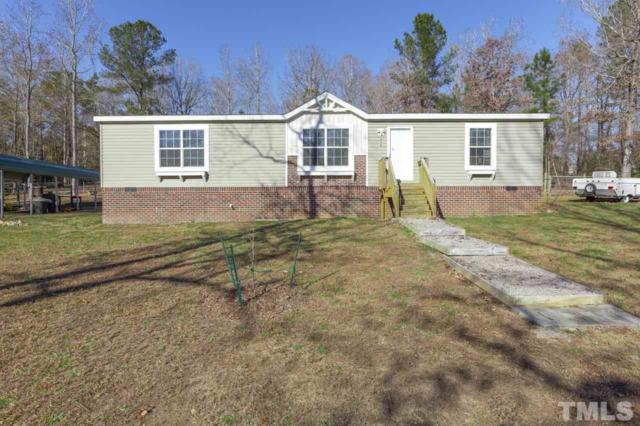 440 Palmer Walker Road, Broadway, NC 27505 (#2164374) :: The Abshure Realty Group
