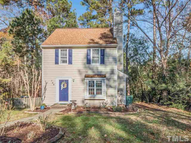 708 Sleepy Creek Drive, Durham, NC 27713 (#2164387) :: Spotlight Realty