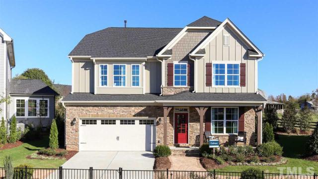 465 Morgan Ridge Road 25-Galvani, Holly Springs, NC 27540 (#2164393) :: The Abshure Realty Group