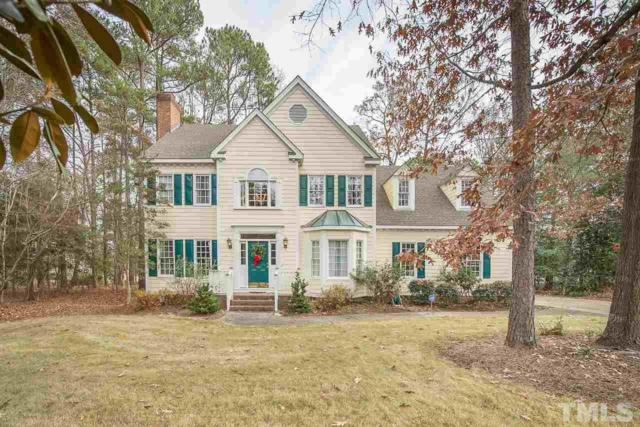 5017 Linksland Drive, Holly Springs, NC 27540 (#2164412) :: The Abshure Realty Group