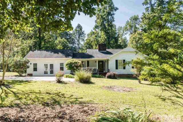 206 Pheasant Drive, Clayton, NC 27520 (#2164425) :: The Abshure Realty Group
