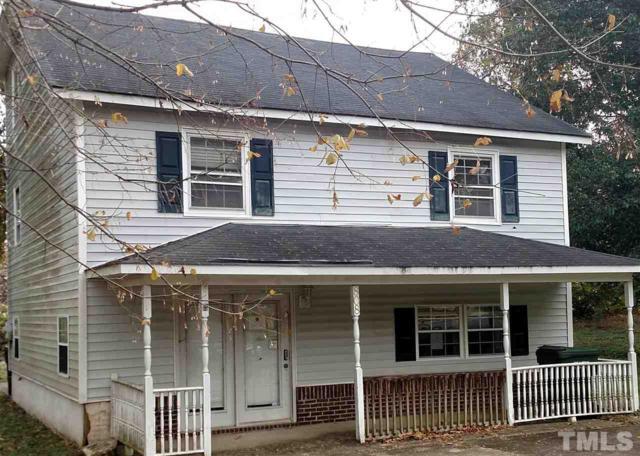 808 Hobbs Street, Clayton, NC 27520 (#2164430) :: Rachel Kendall Team, LLC
