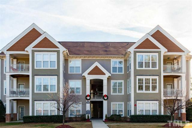 1818 Parkside Village Drive #1818, Clayton, NC 27520 (#2164439) :: The Abshure Realty Group