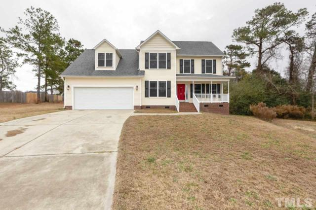 55 Ringneck Court, Lillington, NC 27546 (#2164454) :: The Abshure Realty Group