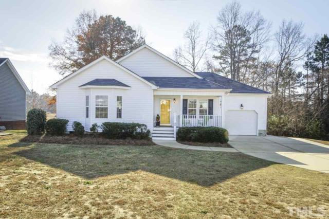 88 New River Court, Angier, NC 27501 (#2164489) :: The Abshure Realty Group