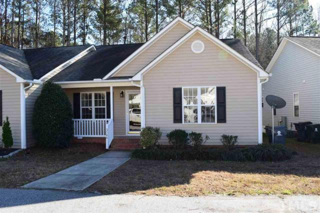 3504 E Cotton Gin Drive, Clayton, NC 27527 (#2164505) :: The Abshure Realty Group