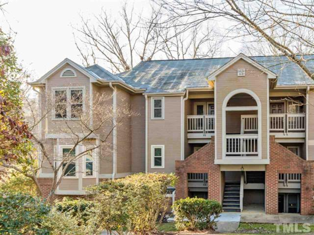 115 Abingdon Court 2A, Cary, NC 27513 (#2164534) :: The Abshure Realty Group