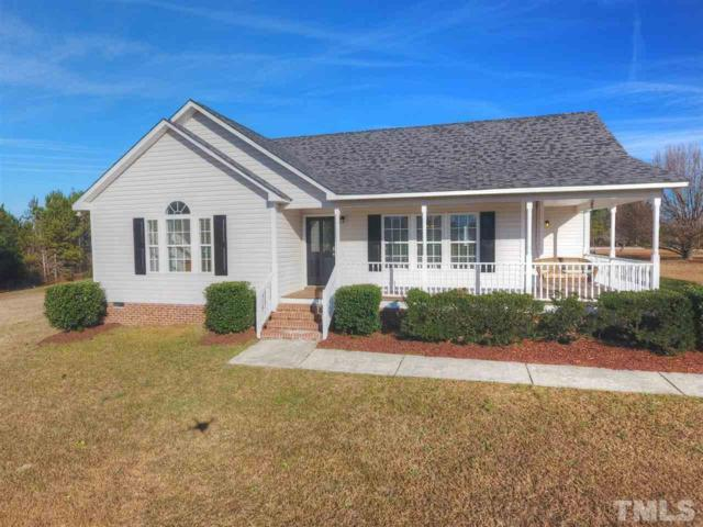100 Redbud Drive, Clayton, NC 27520 (#2164555) :: The Abshure Realty Group