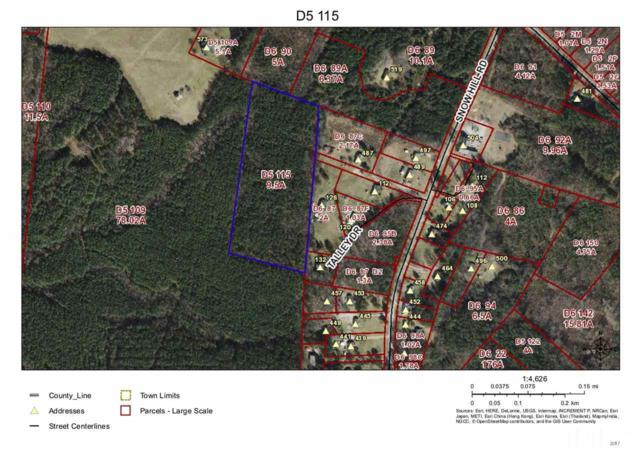 0 Snow Hill Road, Warrenton, NC 27589 (#2164572) :: The Abshure Realty Group