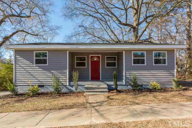 206 Hunter Street, Cary, NC 27511 (#2164576) :: Raleigh Cary Realty