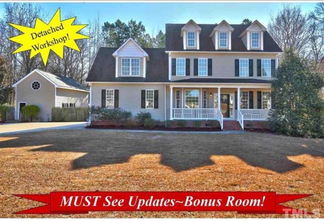 192 Landover Lane, Four Oaks, NC 27524 (#2164627) :: Rachel Kendall Team, LLC