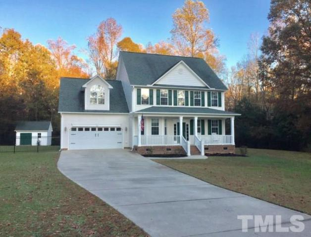 247 Coaster Court, Angier, NC 27501 (#2164867) :: The Jim Allen Group